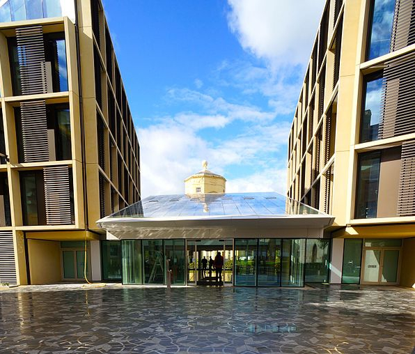 The Mathematical Institute at Oxford University